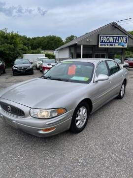 2004 Buick LeSabre for sale at Frontline Motors Inc in Chicopee MA
