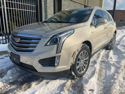 2017 Cadillac XT5 for sale at Gus's Used Auto Sales in Detroit MI