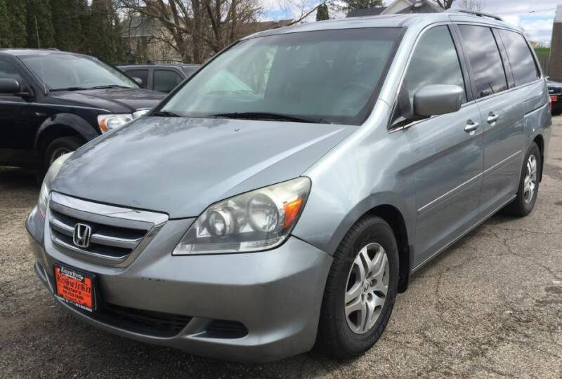 2006 Honda Odyssey for sale at Knowlton Motors, Inc. in Freeport IL