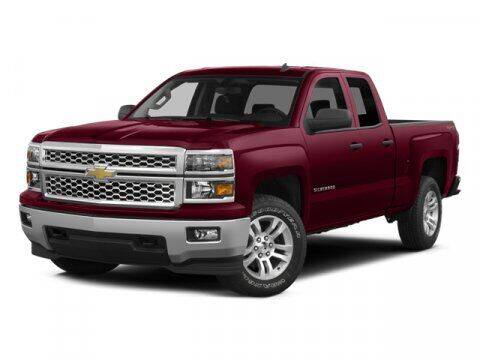 2014 Chevrolet Silverado 1500 for sale at Suburban Chevrolet in Claremore OK