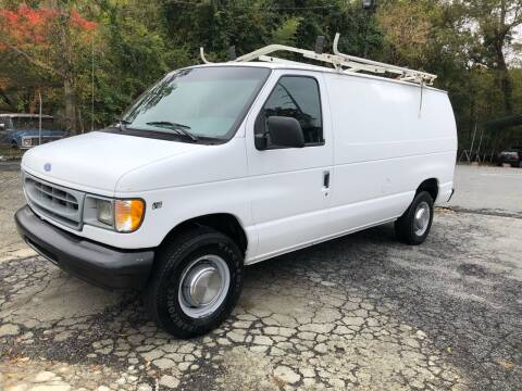 1997 Ford E-250 for sale at Atlas Auto Sales in Smyrna GA