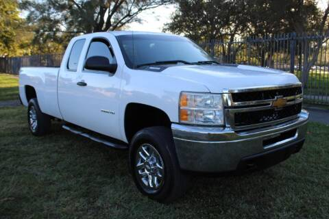 2013 Chevrolet Silverado 2500HD for sale at Truck and Van Outlet - All Inventory in Hollywood FL