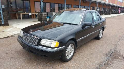 1997 Mercedes-Benz C-Class for sale at The Auto Toy Store in Robinsonville MS
