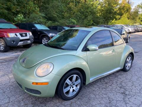 2006 Volkswagen New Beetle for sale at Car Online in Roswell GA
