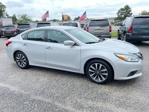 2017 Nissan Altima for sale at Rodgers Enterprises in North Charleston SC