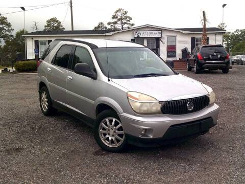2006 Buick Rendezvous for sale at Let's Go Auto Of Columbia in West Columbia SC