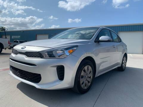 2020 Kia Rio for sale at Dream Lane Motors in Euless TX