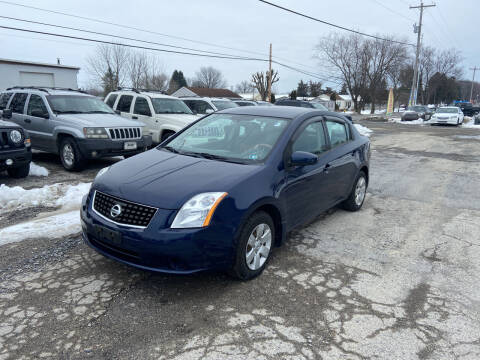 2009 Nissan Sentra for sale at US5 Auto Sales in Shippensburg PA