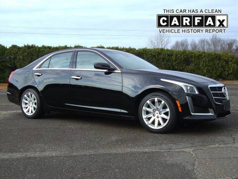 2014 Cadillac CTS for sale at Atlantic Car Company in East Windsor CT
