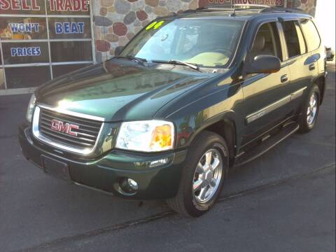 2004 GMC Envoy for sale at BUTLER AUTO WERKS in Butler WI