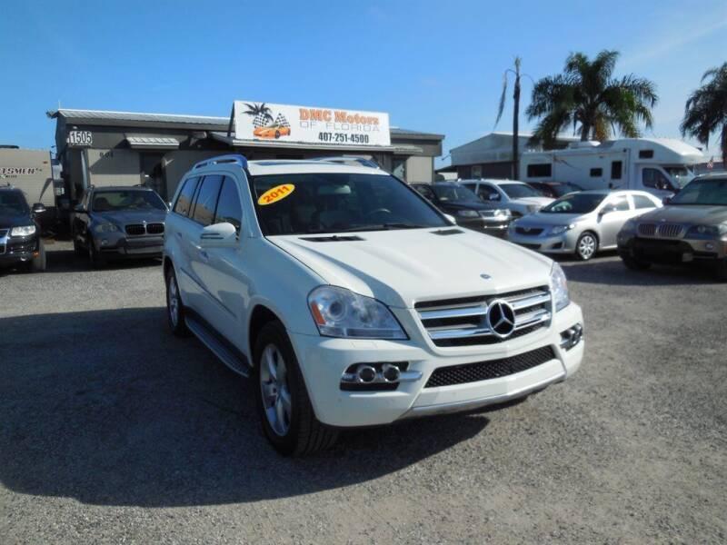 2011 Mercedes-Benz GL-Class for sale at DMC Motors of Florida in Orlando FL