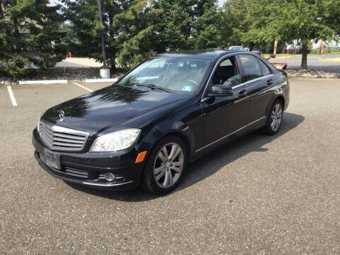 2011 Mercedes-Benz C-Class for sale at Bromax Auto Sales in South River NJ