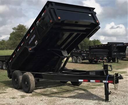 "2022 Load Trail 83""X14' DUMP TRAILER FOR SALE"