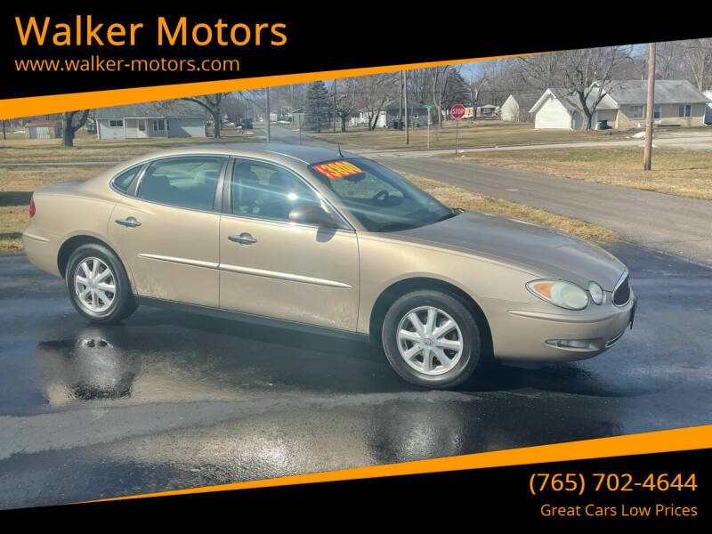 2005 Buick LaCrosse for sale at Walker Motors in Muncie IN