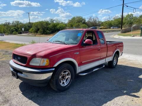 1997 Ford F-150 for sale at C.J. AUTO SALES llc. in San Antonio TX