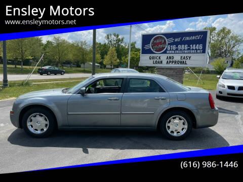 2006 Chrysler 300 for sale at Ensley Motors in Allendale MI