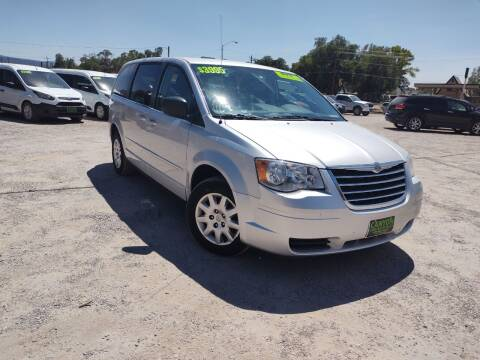 2009 Chrysler Town and Country for sale at Canyon View Auto Sales in Cedar City UT