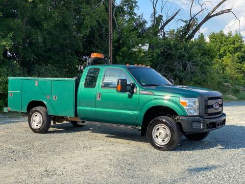 2015 Ford F-350 Super Duty for sale at Charlie's Used Cars in Thomasville NC