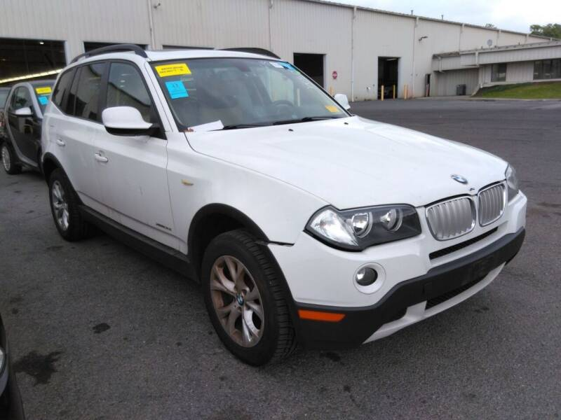 2010 BMW X3 for sale at MOUNT EDEN MOTORS INC in Bronx NY