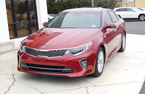 2018 Kia Optima for sale at Avi Auto Sales Inc in Magnolia NJ