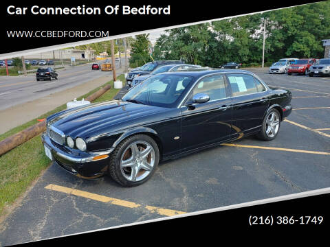 2007 Jaguar XJ-Series for sale at Car Connection of Bedford in Bedford OH