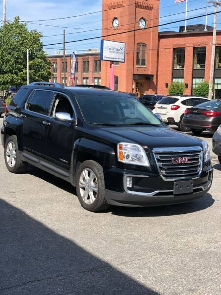 2017 GMC Terrain for sale at Caravan Auto in Cranston RI