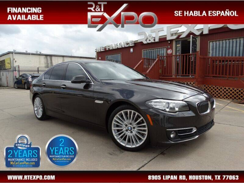 2014 BMW 5 Series for sale in Houston, TX