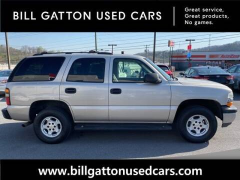 2006 Chevrolet Tahoe for sale at Bill Gatton Used Cars in Johnson City TN