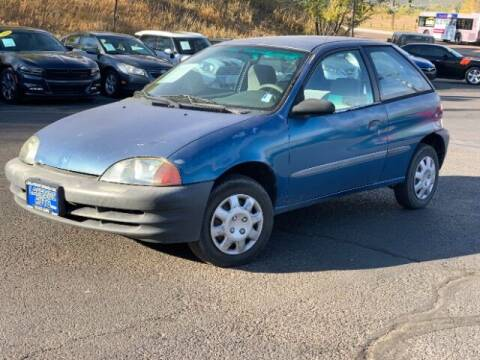 2001 Suzuki Swift for sale at Lakeside Auto Brokers Inc. in Colorado Springs CO