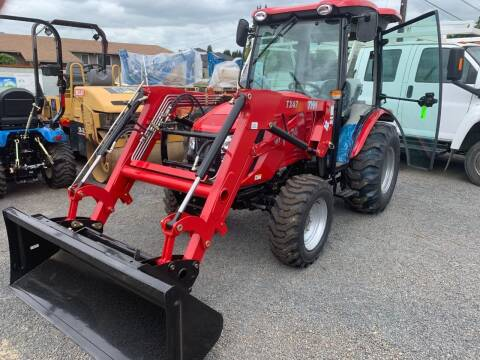 2020 TYM T474H for sale at DirtWorx Equipment - TYM Tractors in Woodland WA