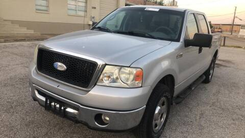 2007 Ford F-150 for sale at Dynasty Auto in Dallas TX