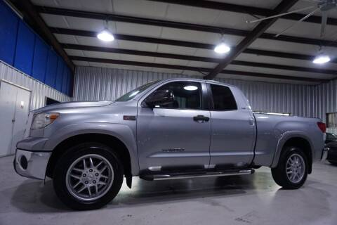 2010 Toyota Tundra for sale at SOUTHWEST AUTO CENTER INC in Houston TX
