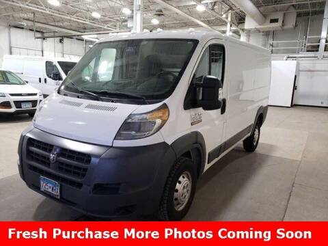 2017 RAM ProMaster Cargo for sale at Nyhus Family Sales in Perham MN