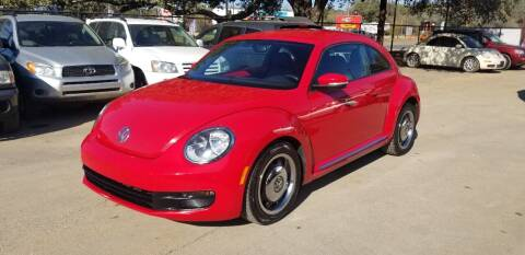 2012 Volkswagen Beetle for sale at STX Auto Group in San Antonio TX