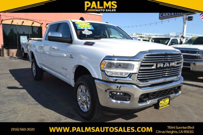 2020 RAM Ram Pickup 2500 for sale in Citrus Heights, CA