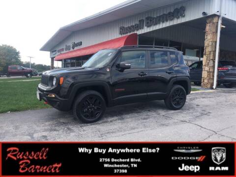 2018 Jeep Renegade for sale at Russell Barnett Chrysler Dodge Jeep Ram in Winchester TN