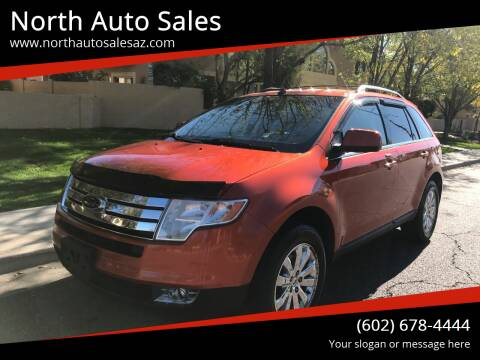 2008 Ford Edge for sale at North Auto Sales in Phoenix AZ