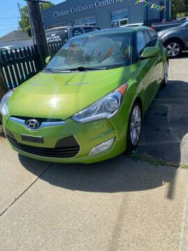2012 Hyundai Veloster for sale at Bob Luongo's Auto Sales in Fall River MA