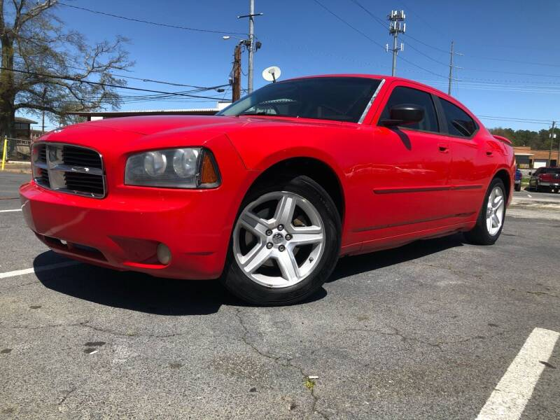 2008 Dodge Charger for sale at Atlas Auto Sales in Smyrna GA