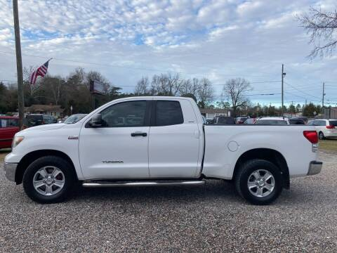 2010 Toyota Tundra for sale at Joye & Company INC, in Augusta GA