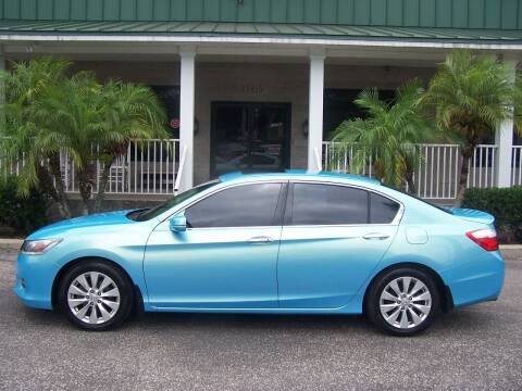 2013 Honda Accord for sale at Thomas Auto Mart Inc in Dade City FL