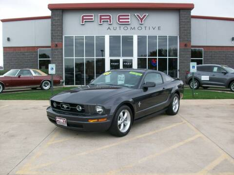 2008 Ford Mustang for sale at Frey Automotive in Muskego WI