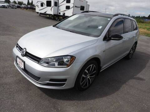 2016 Volkswagen Golf SportWagen for sale at Karmart in Burlington WA