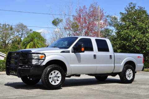 2015 Ford F-250 Super Duty for sale at Vision Motors, Inc. in Winter Garden FL