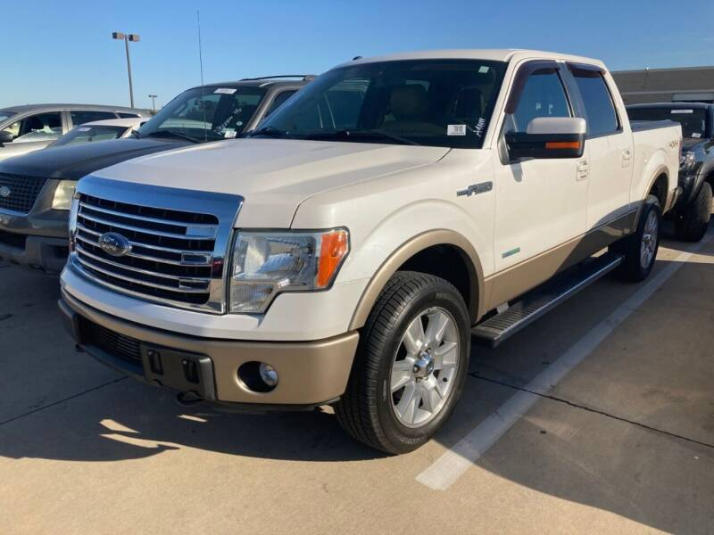 2013 Ford F-150 for sale at Preferred Auto Sales in Tyler TX