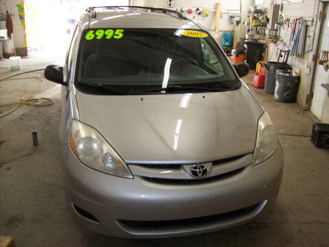 2007 Toyota Sienna for sale at Summit Auto Inc in Waterford PA