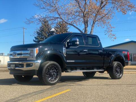 2017 Ford F-250 Super Duty for sale at BISMAN AUTOWORX INC in Bismarck ND