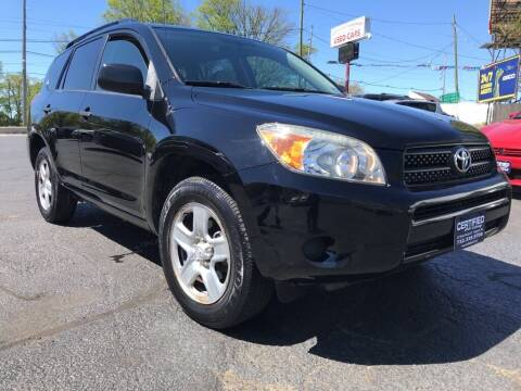 2006 Toyota RAV4 for sale at Certified Auto Exchange in Keyport NJ
