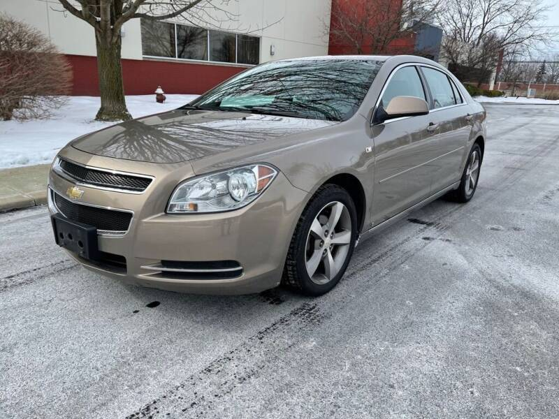 2008 Chevrolet Malibu for sale at Northeast Auto Sale in Wickliffe OH