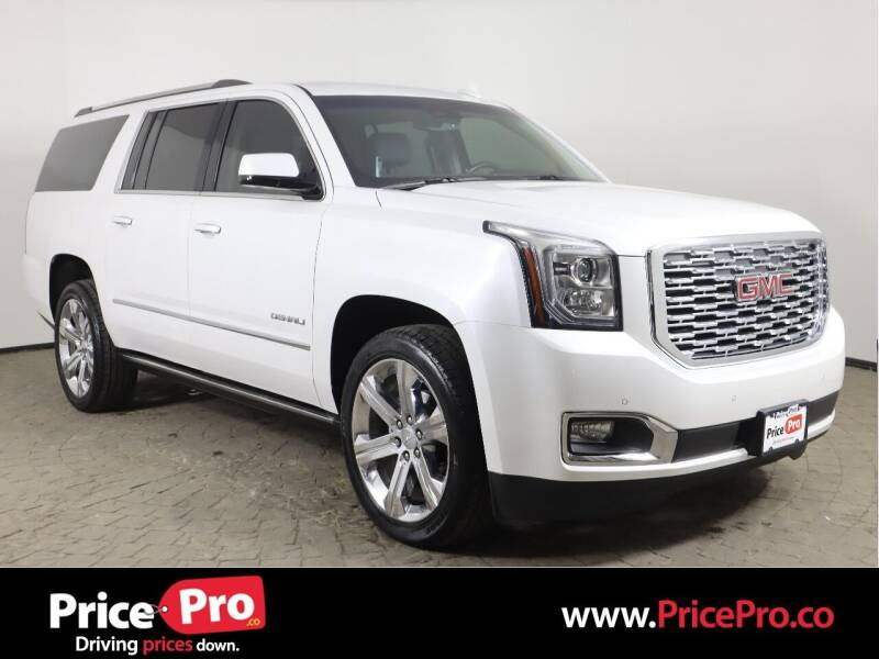 2018 GMC Yukon XL for sale in Maumee, OH